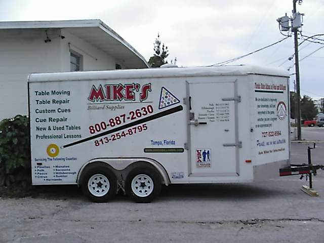 MBS Billiard Table Moving And Refelting Service Tampa Florida - Pool table movers tampa